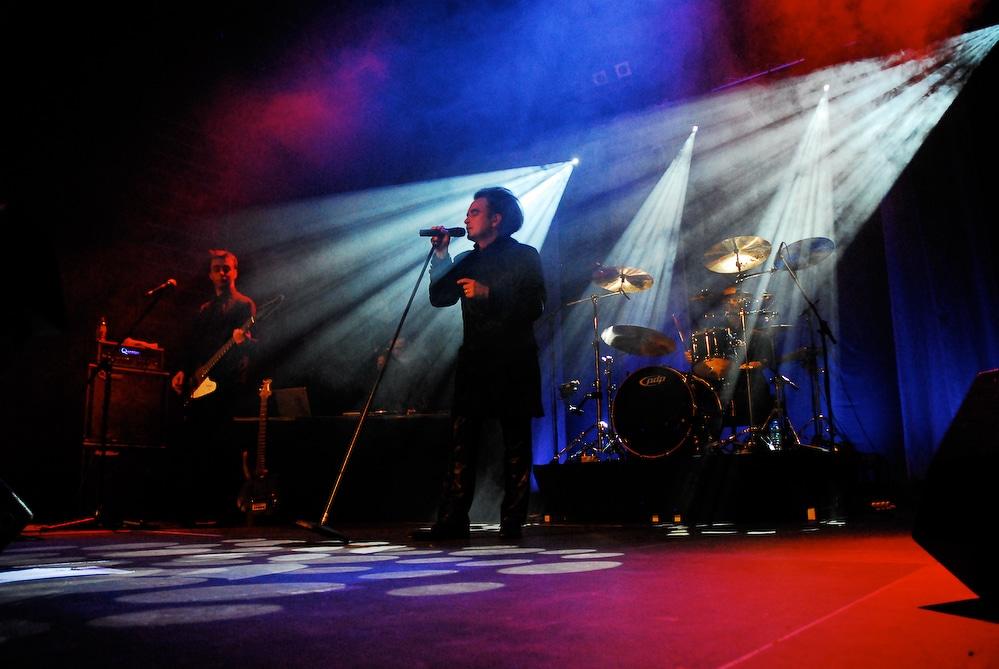 Veljanov show Case - Berlin - 16.10.08